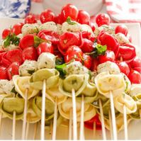 patriotic pasta
