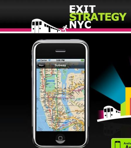 Exit Strategy Nyc Subway Map.5 Best Apps For Nyc