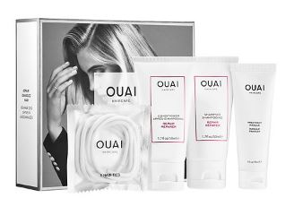 ouai travel kit