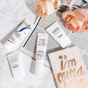 My Carry-On Beauty Must Haves