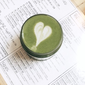 My Absolute Favorite Matcha Latte Recipe